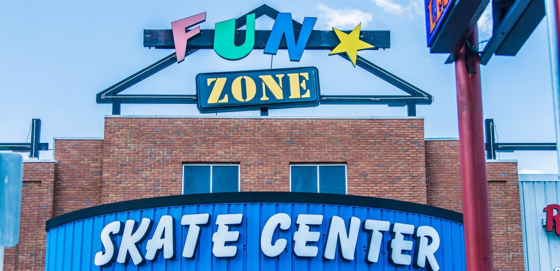 Fun Zone Store Front
